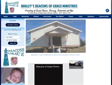 Tablet Preview of bgministries.org